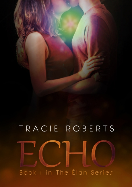 ECHO, by Tracie Roberts. Cover by Leslee Hare.